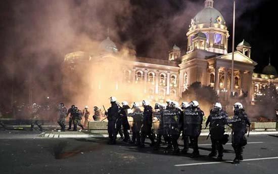 Σερβία-κορονοϊός: Δραματική η κατάσταση στη Σερβία. Μέσα σ ένα 24ωρο, 18 νεκροί και 382 νέα κρούσματα