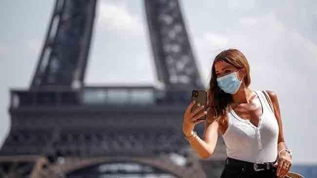 Γαλλία: Άλλα 1.397 κρούσματα, σχεδόν διπλάσια από χθες