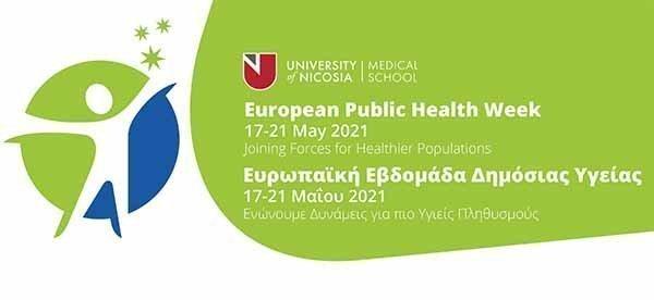 Ευρωπαϊκή Εβδομάδα Δημόσιας Υγείας από την Ιατρική Σχολή του Π.Λ.