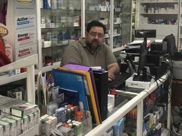 Μισιέλ Ορφανίδης: Οι πολλές ελλείψεις φαρμάκων, το σοβαρότερο πρόβλημα στα φαρμακεία, με το ΓεΣΥ