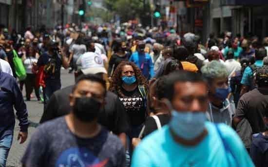 Το Μεξικό θρηνεί πάνω από 35.000 νεκρούς, τον τέταρτο μεγαλύτερο αριθμό θυμάτων της πανδημίας