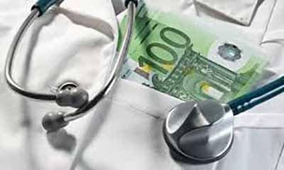 Σύλληψη γιατρού δημόσιου νοσοκομείου της Αττικής για «φακελάκι»