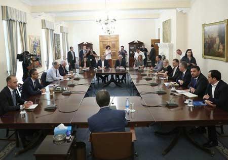 Ο Μάριος Παναγίδης αναλαμβάνει ο Πρόεδρος του ΟΚΥπΥ