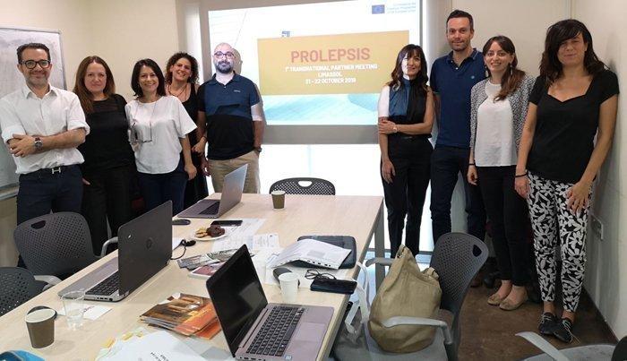 Συμμετοχή ΤΕΠΑΚ στο πρόγραμμα Erasmus + 'Prolepsis' για προαγωγή υγείας του μαστού