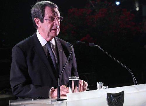 Αναστασιάδης: Η πολιτεία θα συνεχίσει να υποστηρίζει εμπράκτως το Κέντρο Προληπτικής Παιδιατρική
