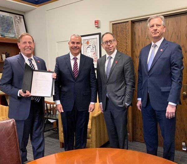 Μνημόνιο Συνεργασίας μεταξύ του Πανεπιστημίου Λευκωσίας και του Πανεπιστημίου Ιλινόις, ΗΠΑ