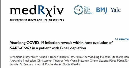 Ανοσοκατεσταλμένη επιζώσα από καρκίνο είχε την πιο μακρόχρονη διεθνώς Covid-19