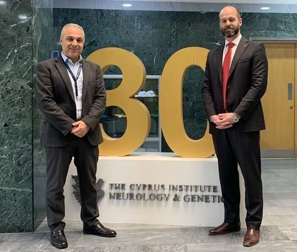 Ενδιαφέρον συνεργασίας του ΙΝΓΚ με οργανισμούς της Αυστραλίας