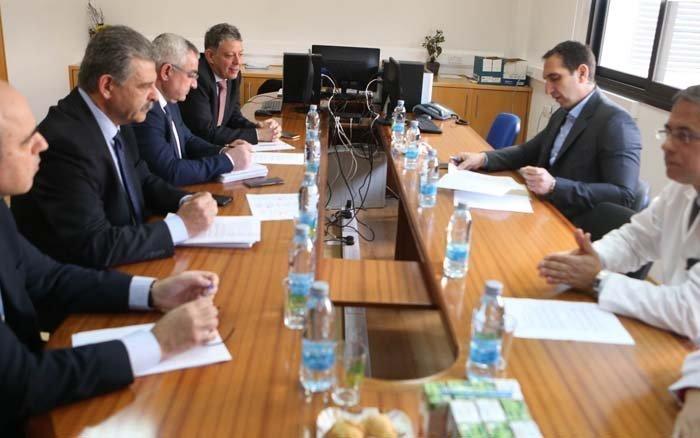 Ενώπιον του Υπουργού Υγείας ο σχεδιασμός του ΟΚΥπΥ για τη Διεύθυνση Λεμεσού-Πάφου