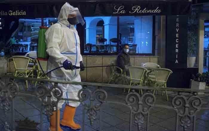 Η πανδημία του κορονοϊού στην Ισπανία είναι πλέον εκτός ελέγχου