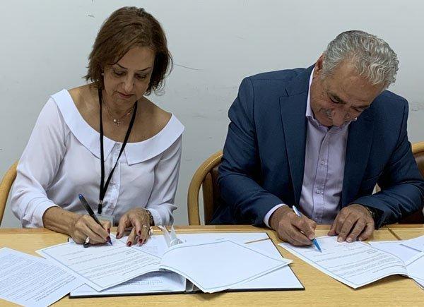 Μνημόνιο Συνεργασίας υπέγραψαν το Υπουργείο Υγείας και ο Δήμος Γεροσκήπου