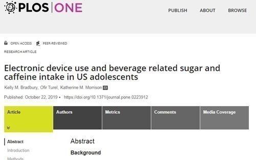 Η υπερβολική χρήση ηλεκτρονικών συσκευών επηρεάζουν την υγεία των εφήβων