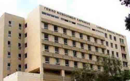 Θετική στον κορωνοϊό  και δεύτερη νοσηλεύτρια στο Γενικό Νοσοκομείο Λάρνακας