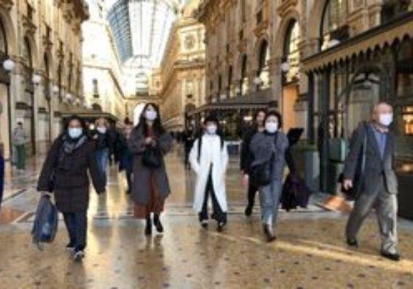 Στους 7 οι νεκροί, στα 230 τα κραύσματα του κοροναϊού στην Ιταλία