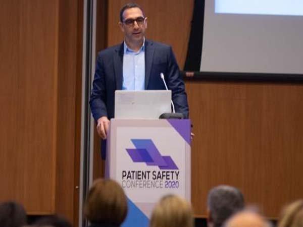 Κ. Ιωάννου: Η ασφάλεια των ασθενών ψηλά στην ατζέντα του Υπουργείου Υγείας