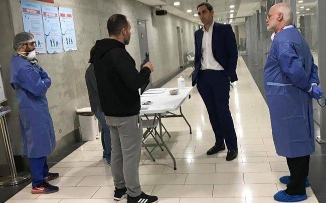 Κ. Ιωάνου: Όλοι καλά στην υγεία τους, οι μαθητές που επέστρεψαν από το Μιλάνο