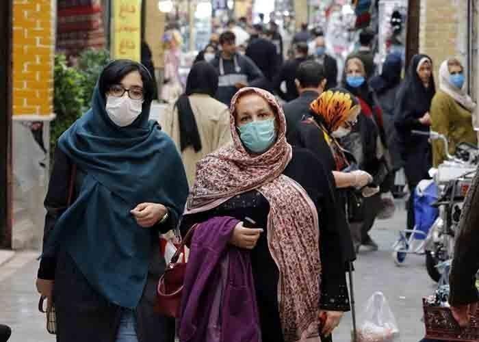 Ιράν: Κάθε 5 λεπτά σημειώνεται και ένας θάνατος από COVID-19. Στο κόκκινο τα νοσοκομεία