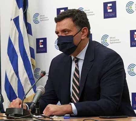 «Δεν υπάρχει λόγος πανικού για τον κοροναϊό» δήλωσε ο υπουργός Υγείας της Ελλάδας