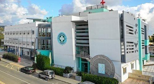 Στην Β' φάση του ΓεΣΥ και το Ιδιωτικό Νοσοκομείο Ευαγγελισμός στην Πάφο
