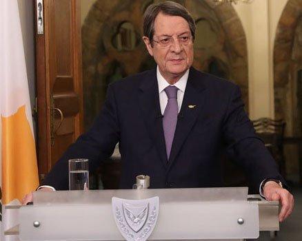 Πρόεδρος Αναστασιάδης: Περνώ έντονη κρίση συνείδησης και δοκιμασίας