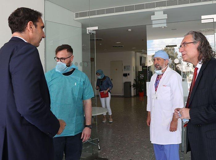 Υπ. Υγείας: Με τις εισηγήσεις των παρόχων, θα επιλύουμε τα προβλήματα στη β' φάση του ΓεΣΥ
