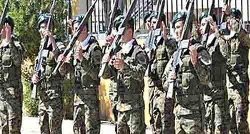 Θετικός στον κορονοϊό εντοπίστηκε στρατιώτης της Εθνικής Φρουράς, που υπηρετεί σε φυλάκιο στη Λευκωσία.