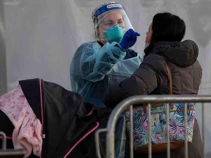 20 εκατομμύρια Αμερικανοί μπορούν να εμβολιαστούν φέτος