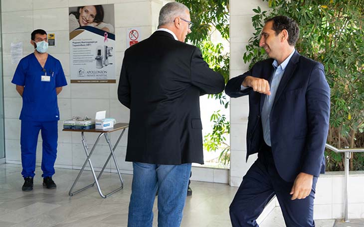 Κ. Ιωάννου: Μόνο μέσα από διάλογο θα βελτιωθεί το Γενικό Σύστημα Υγείας