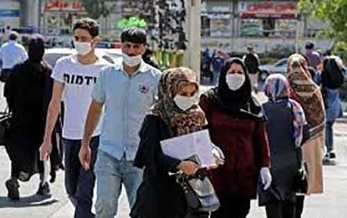Ιράν-κορονοϊός: Νέο ρεκόρ θανάτων από την covid-19, 163 νεκροί μέσα σε ένα 24ωρο