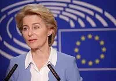 Επιστολή Λάιεν στους Ευρωπαίους ηγέτες για υιοθέτηση «Πράσινου Ψηφιακού Πιστοποιητικού»