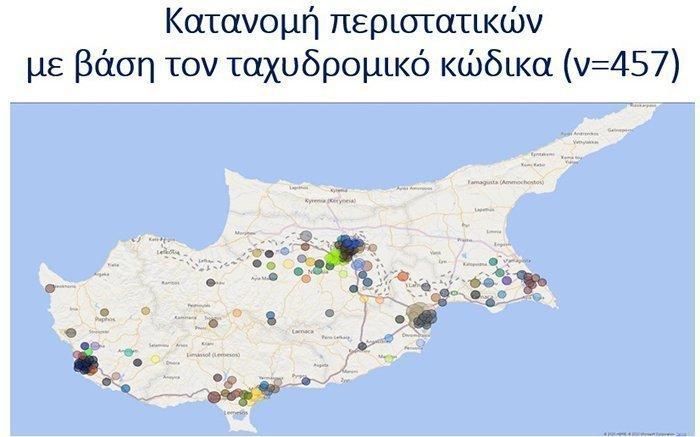 Νόσος κορωνοϊού COVIT 2019 στην Κύπρο. Εθνική αναφορά μέχρι 7 Απριλίου
