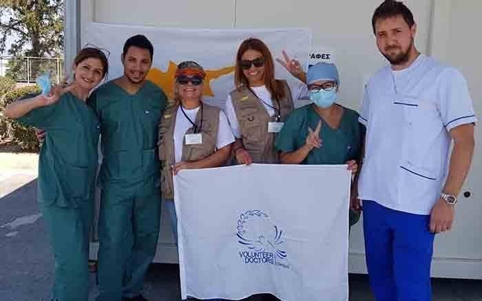 Η ΠΑ.ΣΥ.ΝΟ. στηρίζει πρωτοβουλίες για τον δοκιμαζόμενο λαό του Λιβάνου